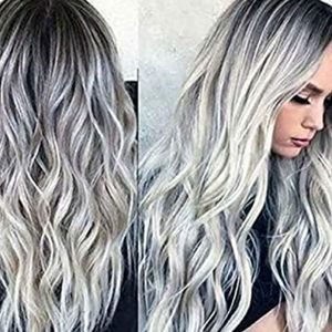 Accessories - NWT OMBRE SILVER WIG